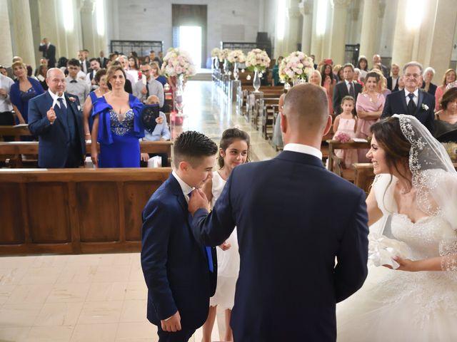 Il matrimonio di Francesco e Giada  a Grottaferrata, Roma 34