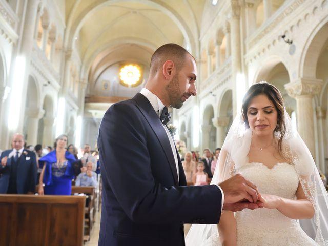 Il matrimonio di Francesco e Giada  a Grottaferrata, Roma 35