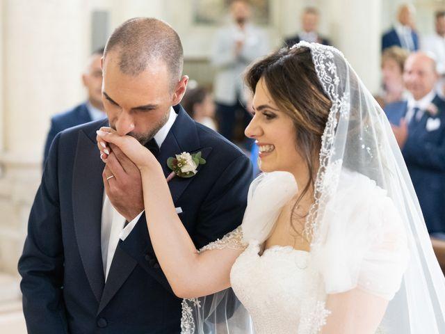 Il matrimonio di Francesco e Giada  a Grottaferrata, Roma 37