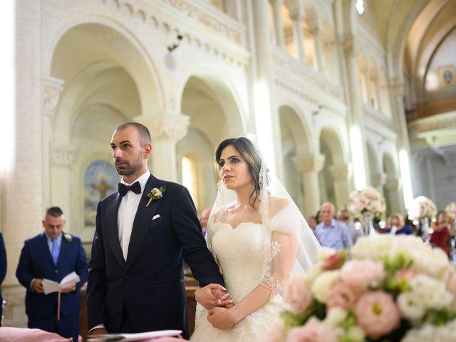 Il matrimonio di Francesco e Giada  a Grottaferrata, Roma 38