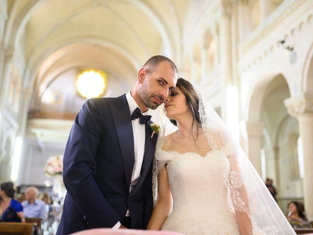 Il matrimonio di Francesco e Giada  a Grottaferrata, Roma 39