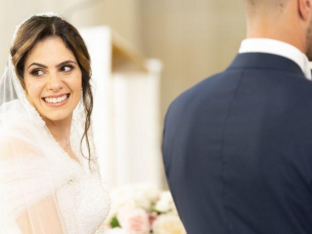 Il matrimonio di Francesco e Giada  a Grottaferrata, Roma 40