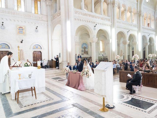 Il matrimonio di Francesco e Giada  a Grottaferrata, Roma 41
