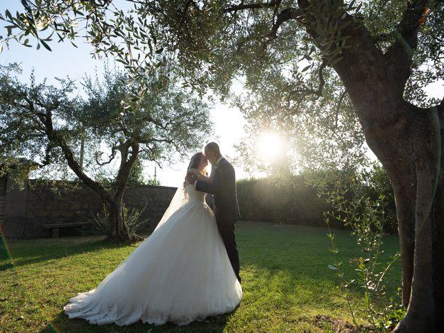 Il matrimonio di Francesco e Giada  a Grottaferrata, Roma 52