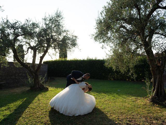Il matrimonio di Francesco e Giada  a Grottaferrata, Roma 53