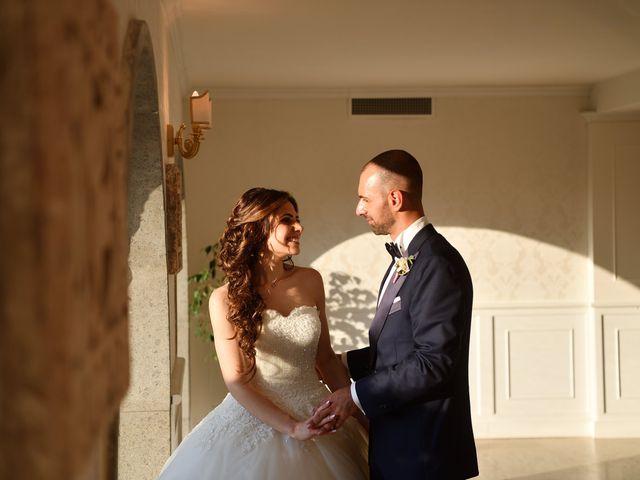 Il matrimonio di Francesco e Giada  a Grottaferrata, Roma 56
