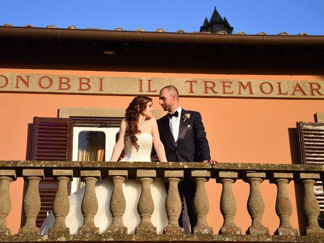 Il matrimonio di Francesco e Giada  a Grottaferrata, Roma 58