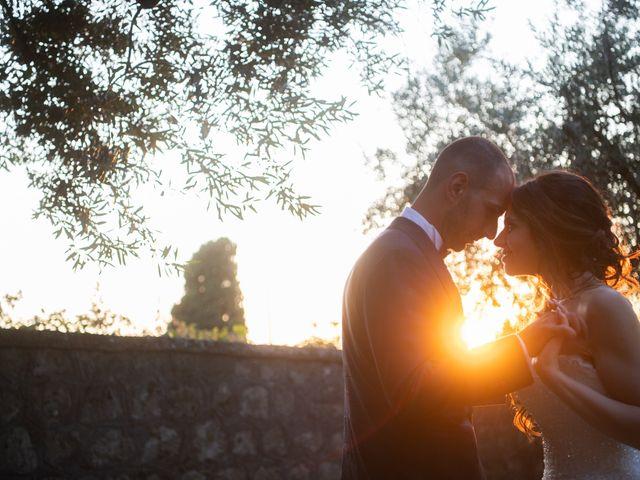 Il matrimonio di Francesco e Giada  a Grottaferrata, Roma 59