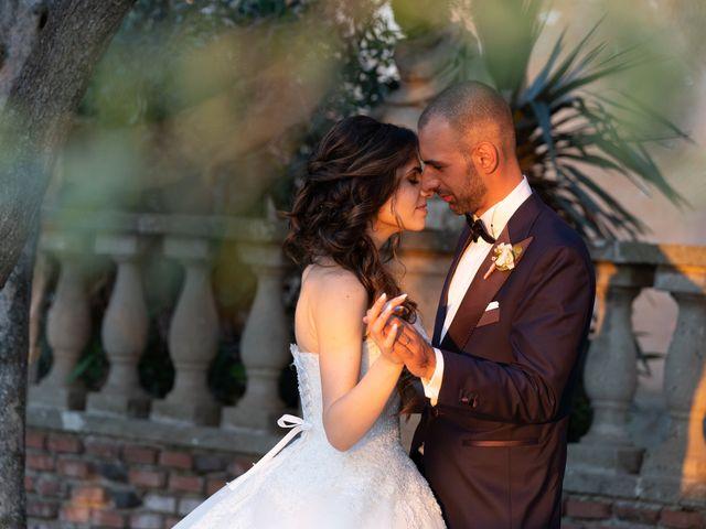 Il matrimonio di Francesco e Giada  a Grottaferrata, Roma 60