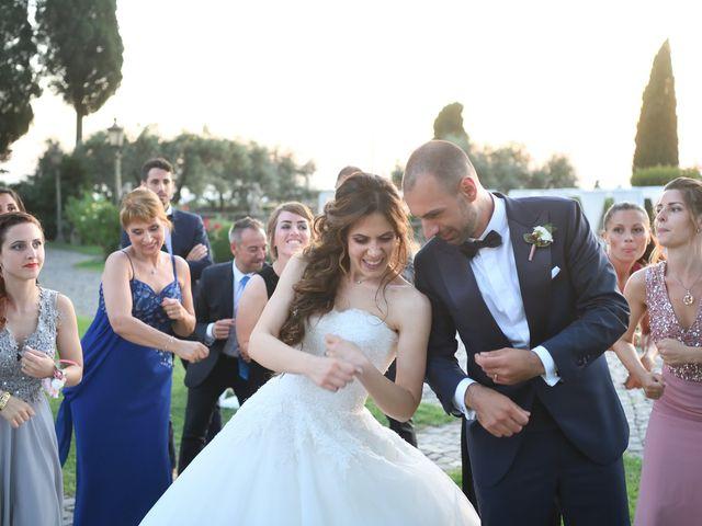 Il matrimonio di Francesco e Giada  a Grottaferrata, Roma 63