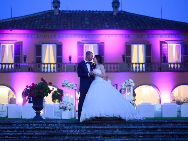 Il matrimonio di Francesco e Giada  a Grottaferrata, Roma 65