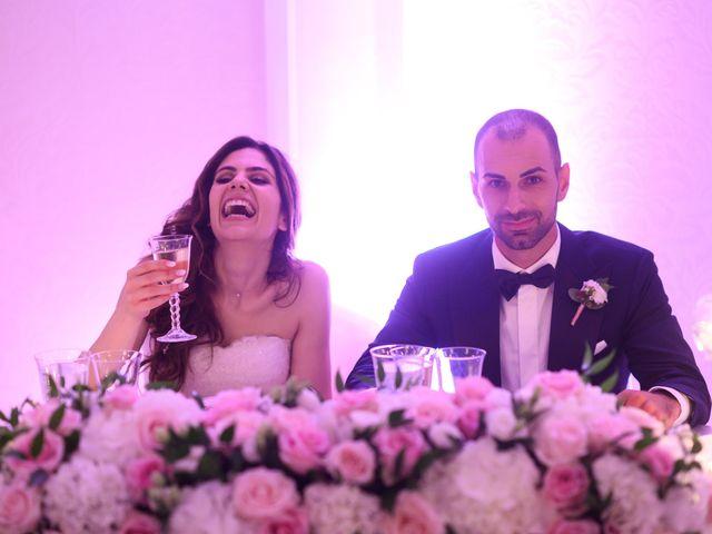 Il matrimonio di Francesco e Giada  a Grottaferrata, Roma 1