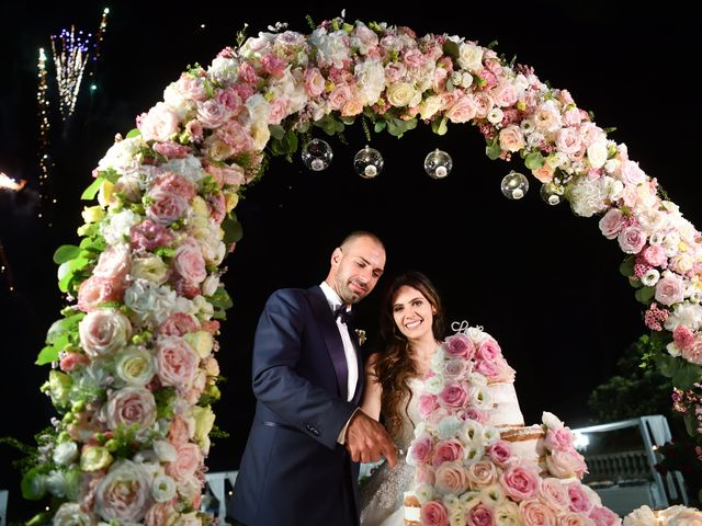 Il matrimonio di Francesco e Giada  a Grottaferrata, Roma 67
