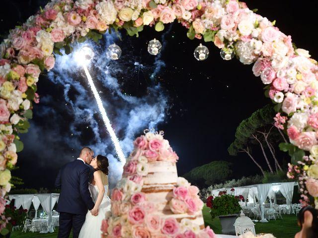 Il matrimonio di Francesco e Giada  a Grottaferrata, Roma 69