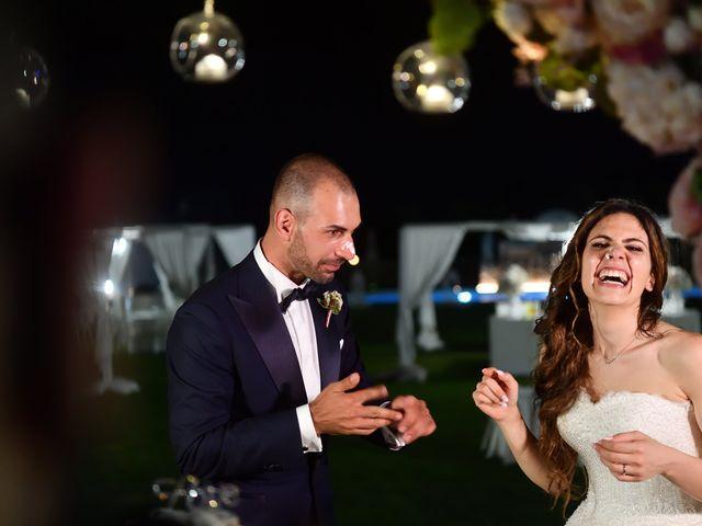 Il matrimonio di Francesco e Giada  a Grottaferrata, Roma 70