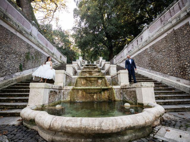 Il matrimonio di Francesco e Giada  a Grottaferrata, Roma 75