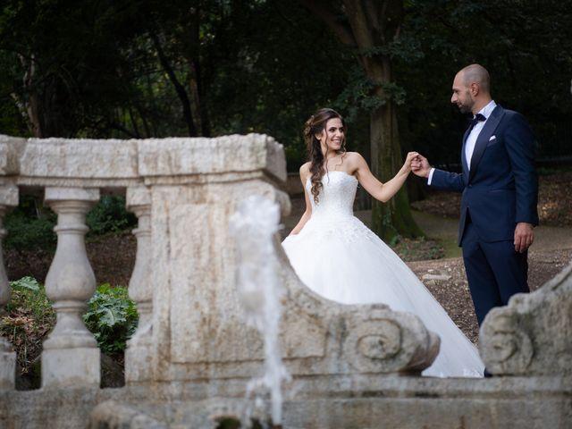 Il matrimonio di Francesco e Giada  a Grottaferrata, Roma 76