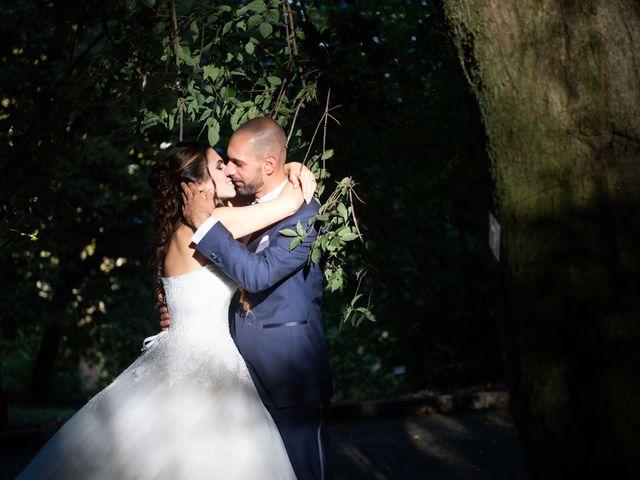 Il matrimonio di Francesco e Giada  a Grottaferrata, Roma 79
