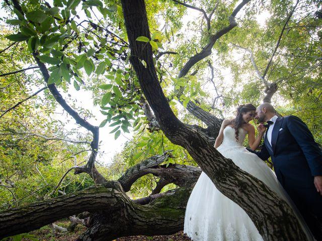 Il matrimonio di Francesco e Giada  a Grottaferrata, Roma 80