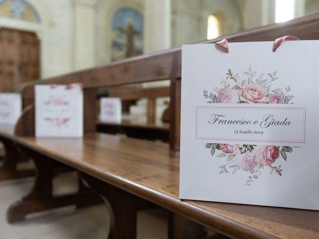Il matrimonio di Francesco e Giada  a Grottaferrata, Roma 92