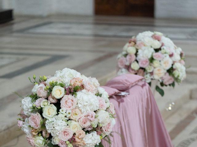 Il matrimonio di Francesco e Giada  a Grottaferrata, Roma 93