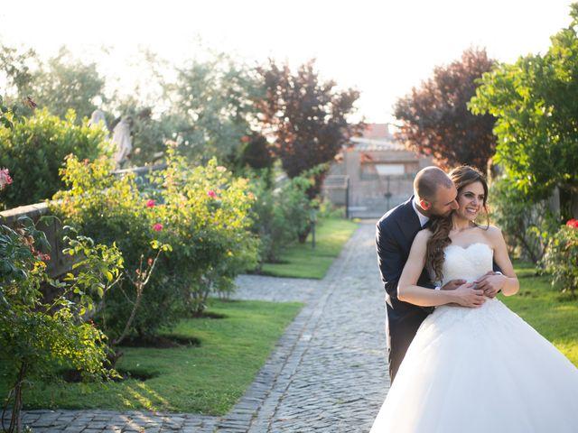 Il matrimonio di Francesco e Giada  a Grottaferrata, Roma 2