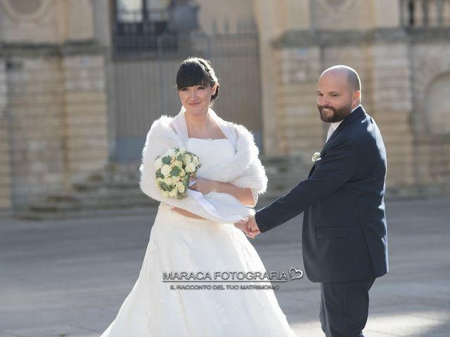 Il matrimonio di Pascal e Ylenia a Martano, Lecce 1