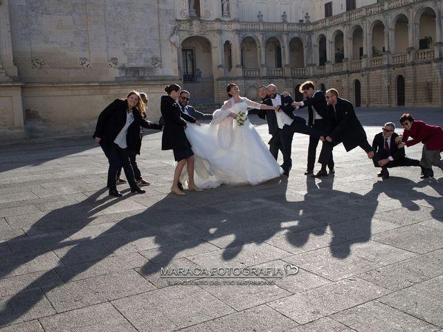 Il matrimonio di Pascal e Ylenia a Martano, Lecce 6