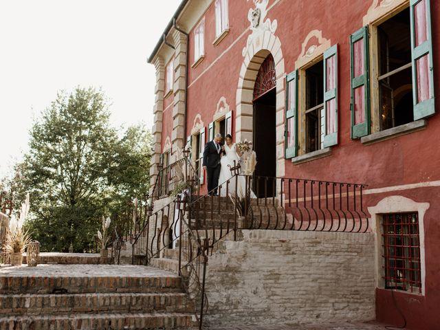 Il matrimonio di Alice e Ruud a Modena, Modena 15