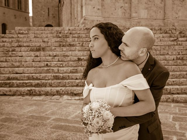 Le nozze di Luana e Alessandro