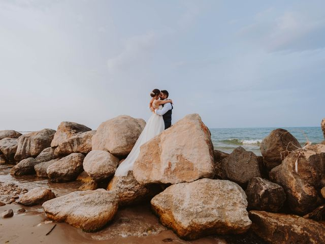 Le nozze di Kristel e Fabrizio