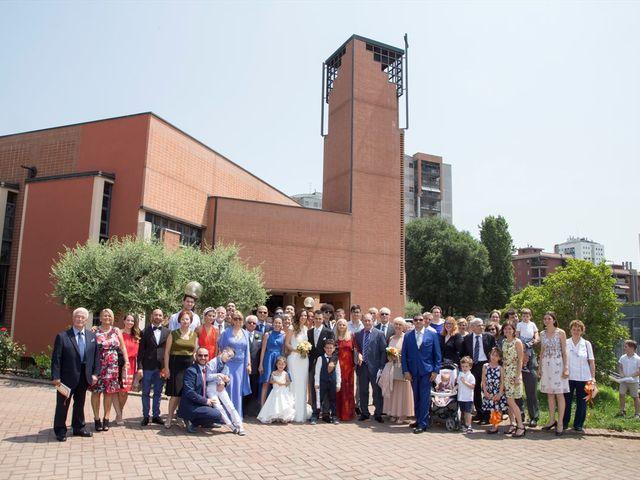 Il matrimonio di Francesco e Chiara a Milano, Milano 22