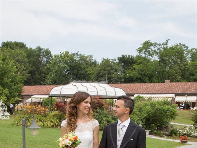 Il matrimonio di Francesco e Chiara a Milano, Milano 31