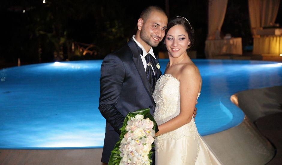 Il matrimonio di Valeria e Ezio a Catania, Catania