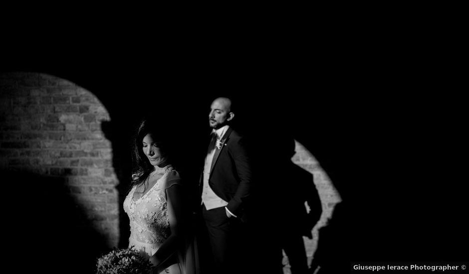 Il matrimonio di Lorenzo e Serena a San Francesco al Campo, Torino