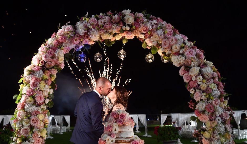 Il matrimonio di Francesco e Giada  a Grottaferrata, Roma