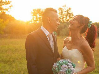 Le nozze di Donatella e Leonardo