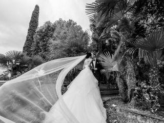 Le nozze di Martina e Simon