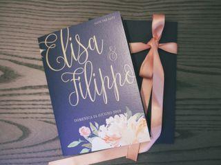 Le nozze di Elisa e Filippo 1