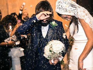 Le nozze di Irene e Emiliano