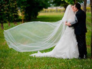 Le nozze di Ambra e Alessandro