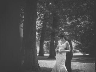 Le nozze di Gabriella e Alberto