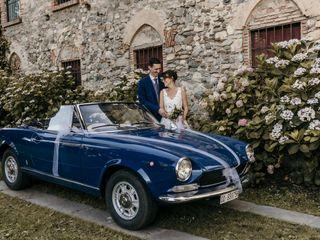 Le nozze di Myriam e Andrea