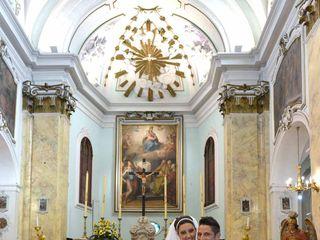 Le nozze di Fabiana e Simone 1