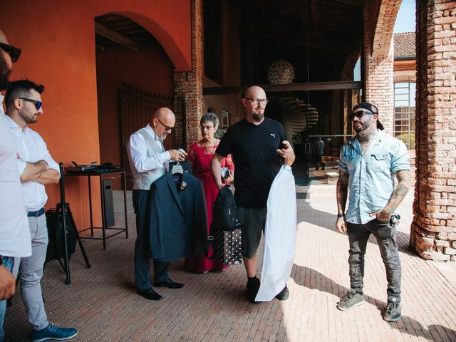 Il matrimonio di Vittore e Viviava a Cremona, Cremona 28