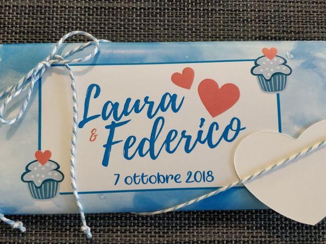 Il matrimonio di Federico e Laura a Cassina de' Pecchi, Milano 1
