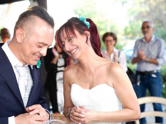 Il matrimonio di Leonardo e Donatella a Terranuova Bracciolini, Arezzo 22