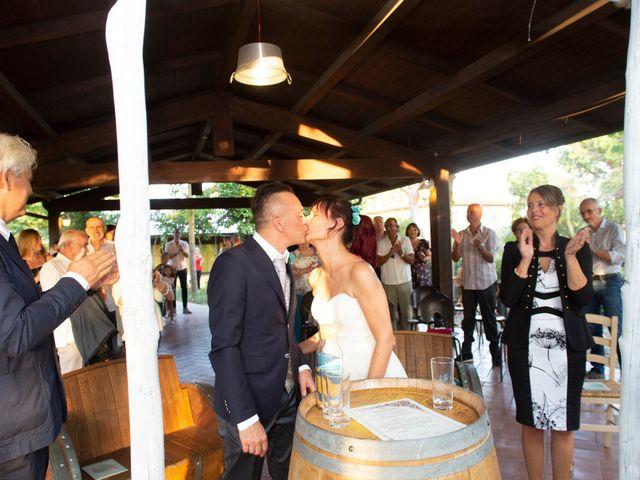 Il matrimonio di Leonardo e Donatella a Terranuova Bracciolini, Arezzo 25