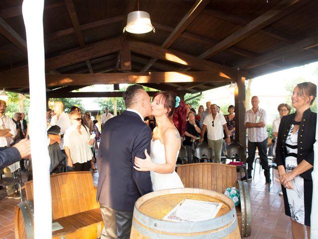 Il matrimonio di Leonardo e Donatella a Terranuova Bracciolini, Arezzo 26