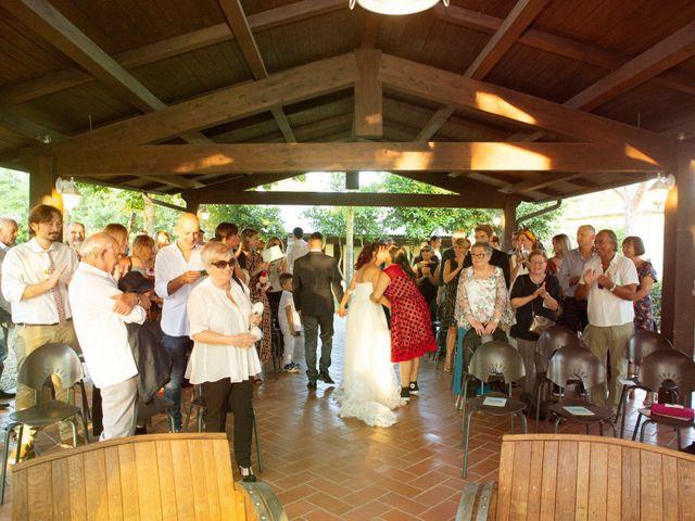 Il matrimonio di Leonardo e Donatella a Terranuova Bracciolini, Arezzo 27
